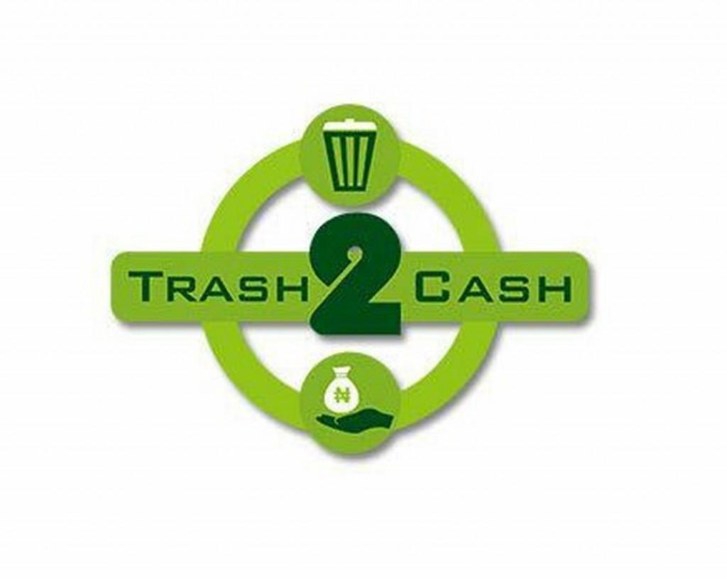 Finalist E Trash 2 Cash Logo